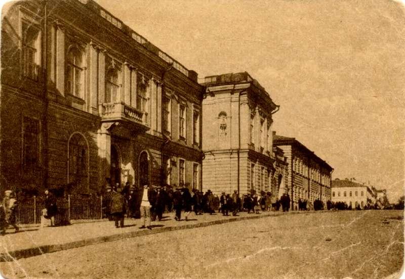 Открытки с видами харькова конца 1920 х начала 30 х годов
