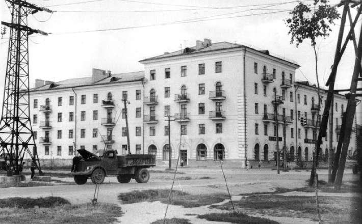 Иваново 1960 1970 годы