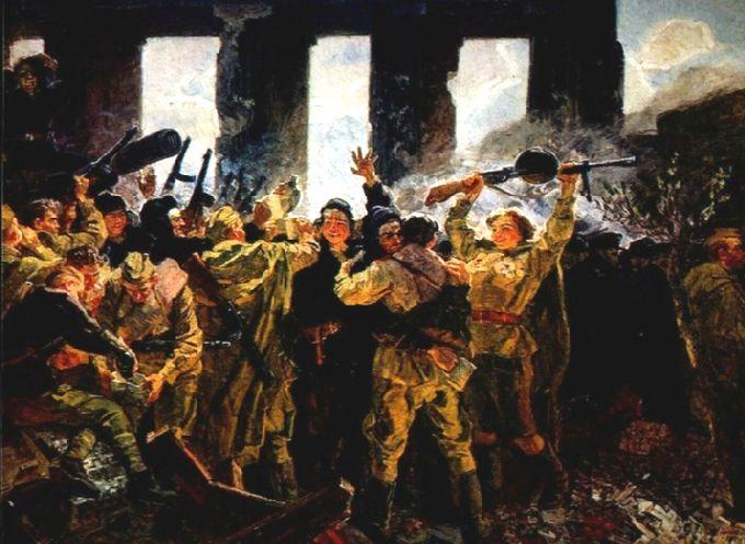 Картины о Великой Отечественной войне