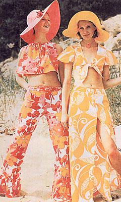 Итак, как мы увидели, моды, в нынешнем понимании, в СССР не было.