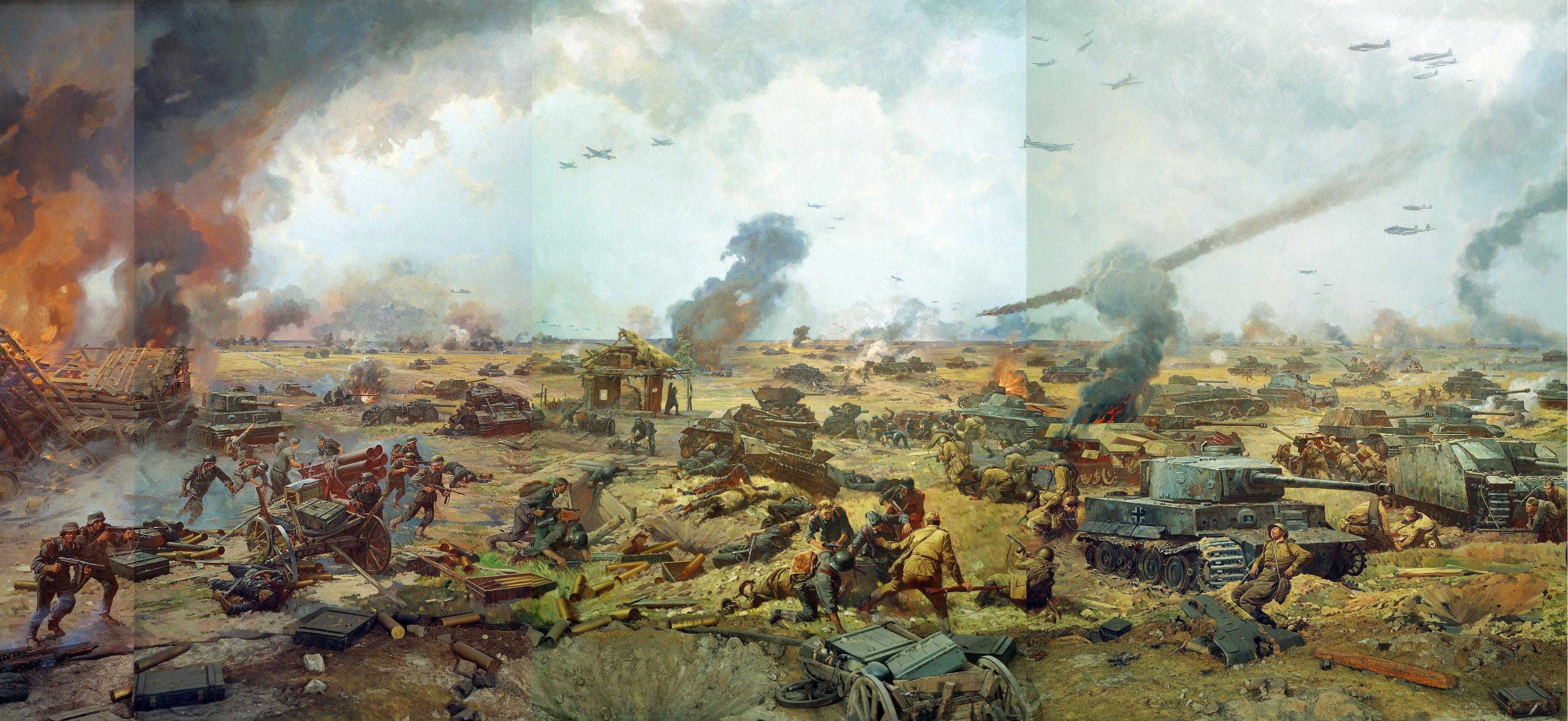 отечественная война в живописи: