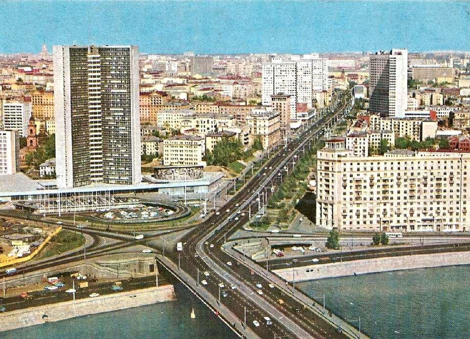 Москва, 1978 год.