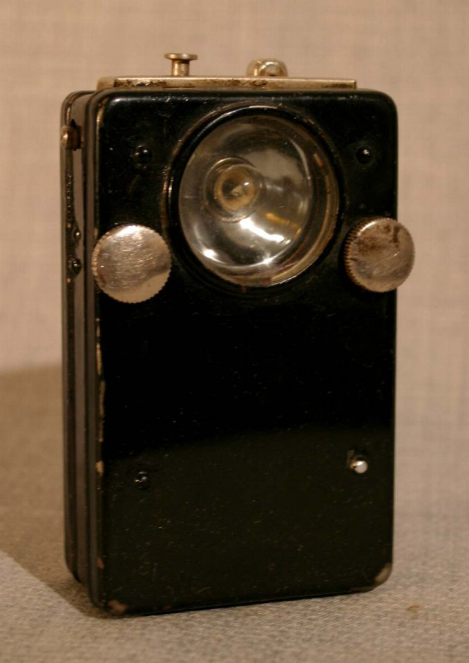 Советские фонарики