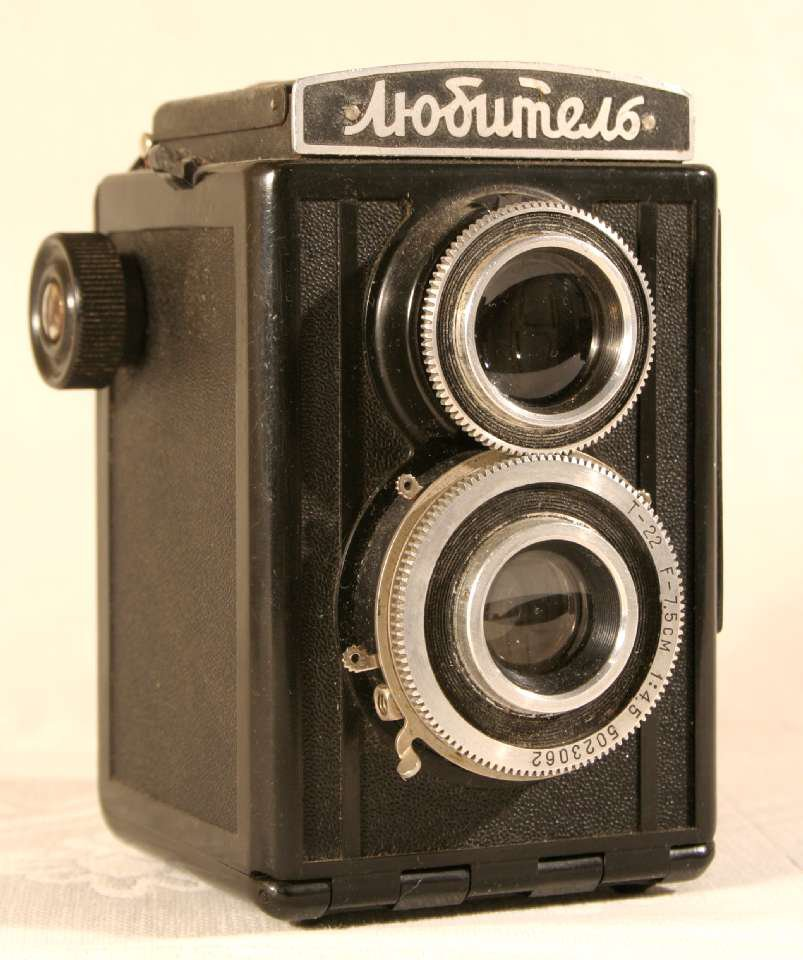 Советские фотоаппараты