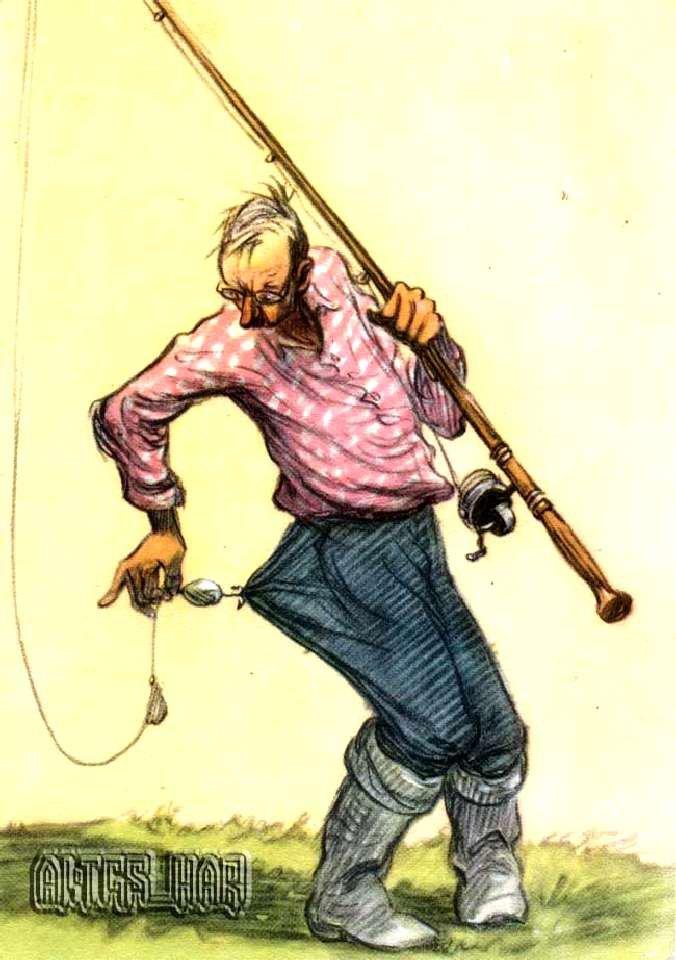 семенов иван рыбалка