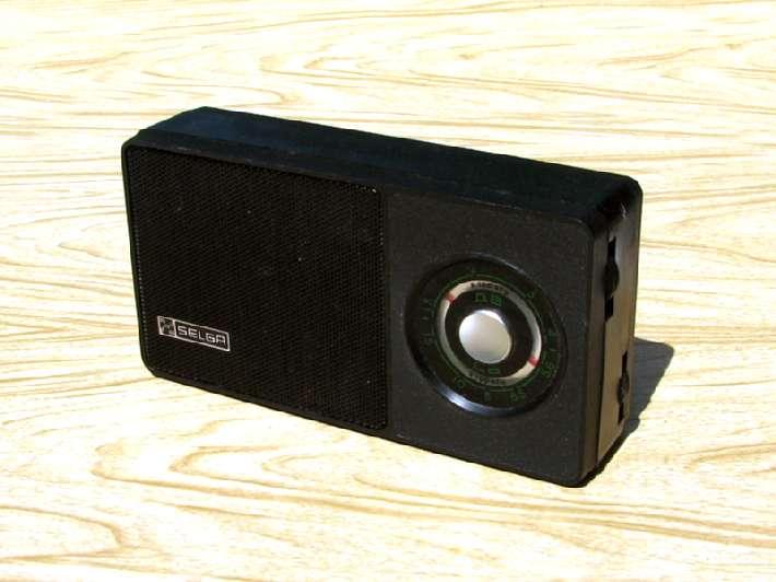 приемник Селга-405, 1977г.
