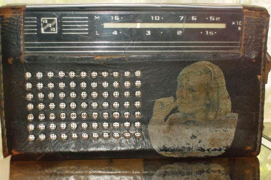 карманный радиоприемник (музей