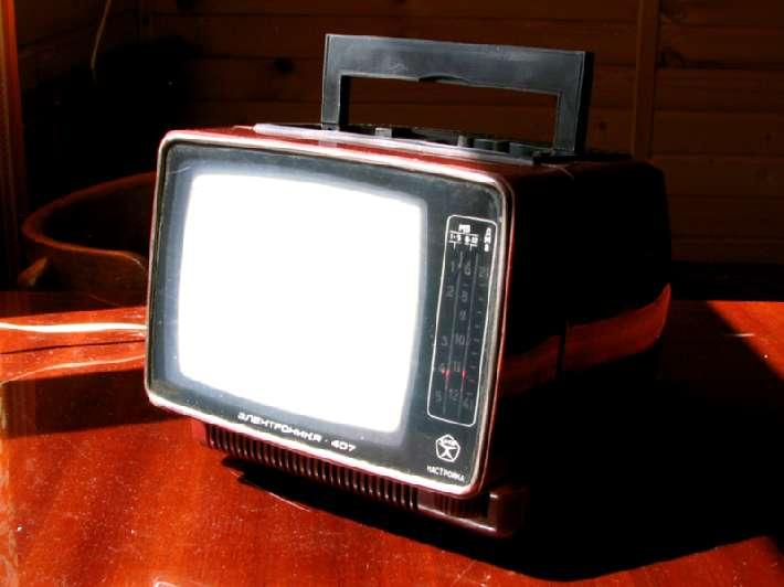 телевизор Электроника-407,
