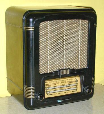 Радиоприёмники и радиолы СССР (1950-1960 годы)