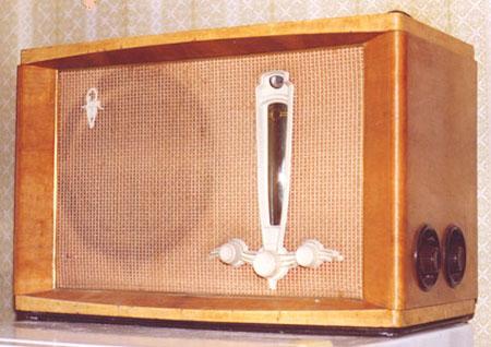 """""""Рига-10"""". Модель 1952 года."""