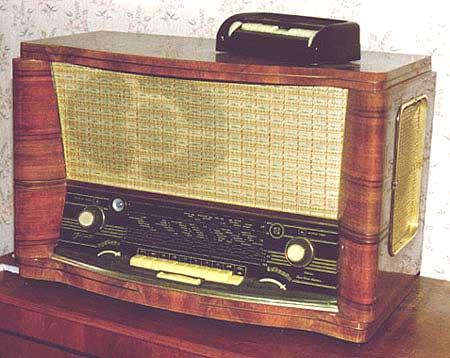 радиоприемник схема