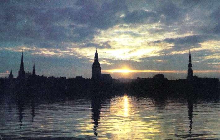 Из Таллинна - в Гданьск: экскурсия по Балтийскому побережью