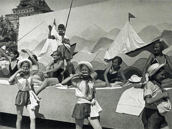 1935 год ритмическая гимнастика 1936 год