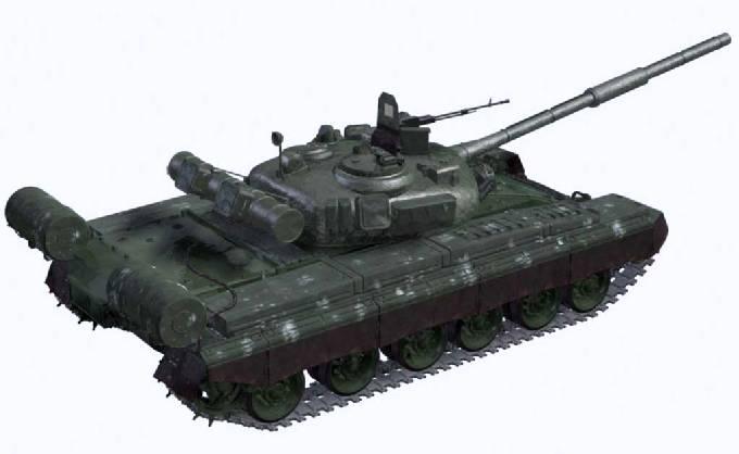Основной боевой танк Т-80 » СССР - Добро пожаловать на ...