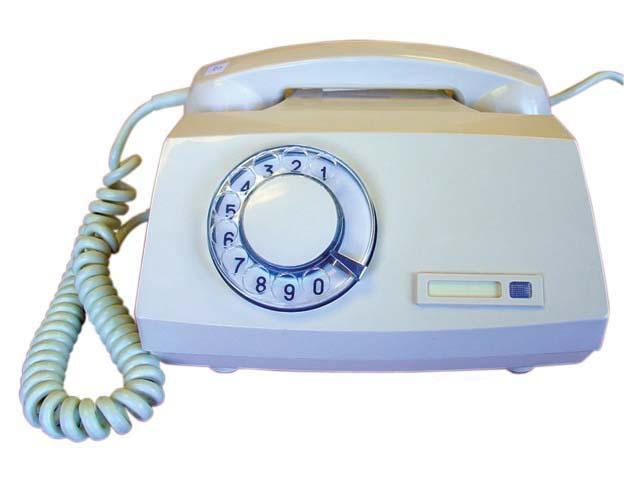 Старые телефоны