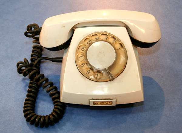 Старые телефоны. ТА-68.