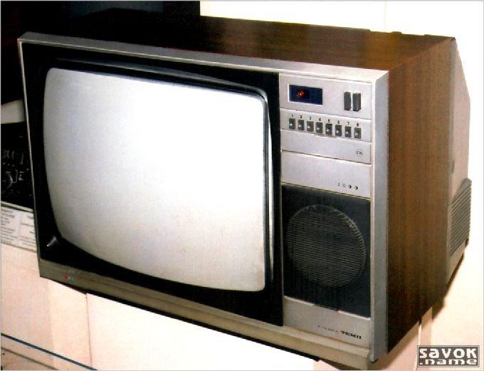 Первый телевизор в СССР - Русский Портал